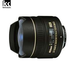 NIKON 10.5MM F2.8G IF-ED AF DX FISHEYE NIKKOR