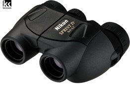 NIKON BINOCULAR SPRINT IV 8X21CF METALLIC BLACK-OUTLET