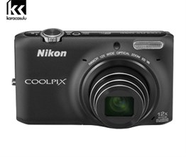 NIKON COOLPIX S6500- OUTLET