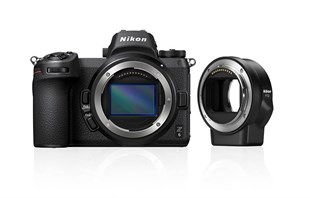 NIKON DIGITAL CAMERA Z6 + FTZ Adapter Kit