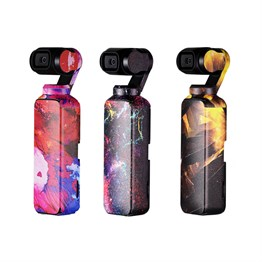PGYTECH Skins for DJI OSMO Pocket Colourful Set
