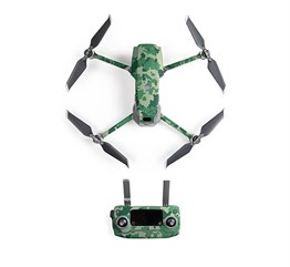 PGYTECH Stickers for DJI Mavic 2 (Drone, Controller, and Battery Skins) P-HA-052